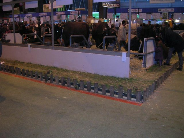 Photos salon de l 39 agriculture 2010 paris - Salon agriculture com ...